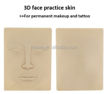 6c3e496bd 3D silicon eyebrow lip face tattoo fake skin natural tattoo artificial skin,  permanent makeup tattoo
