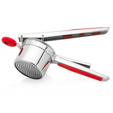 Premium Forte di Patate <span class=keywords><strong>In</strong></span> <span class=keywords><strong>Acciaio</strong></span> Inox Premere Ricer Masher