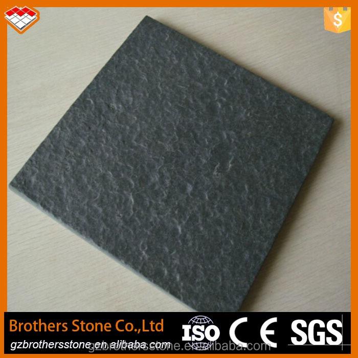 Construction Material Flamed Nero Assoluto Granito China Black ...