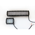 HANTU low MOQ aluminum profile for led light bar toyota led light bar