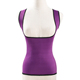 Custom Neoprene Sauna Sweat Weight Loss Gym Workout Body Shaper Slimming Vest For Women