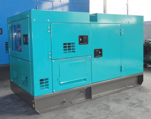 40kw silent mobile Bengal lovol engine Diesel generator Housing in Algeria Kenya