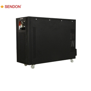 Best 32kw Pure Sine Wave Ups/40kva 40kva 380v Battery Back Up 3phase Low Frequency 400kva Price 3 Phase Online Ups 25kva