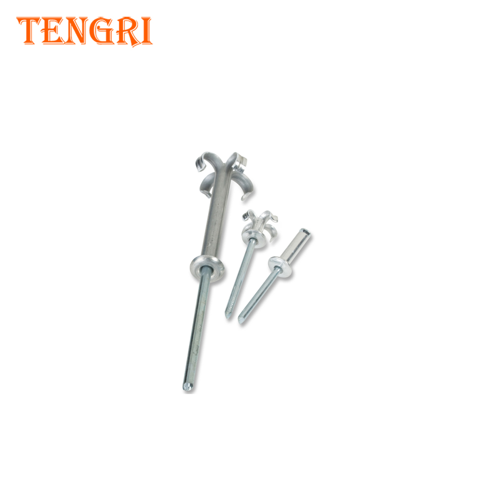 High quality dome head open type rivets stainless steel peel blind rivet