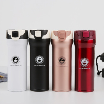 Free Sample Wholesale Double Wall Coffee Mug, Double Wall Coffee Cups With Lid
