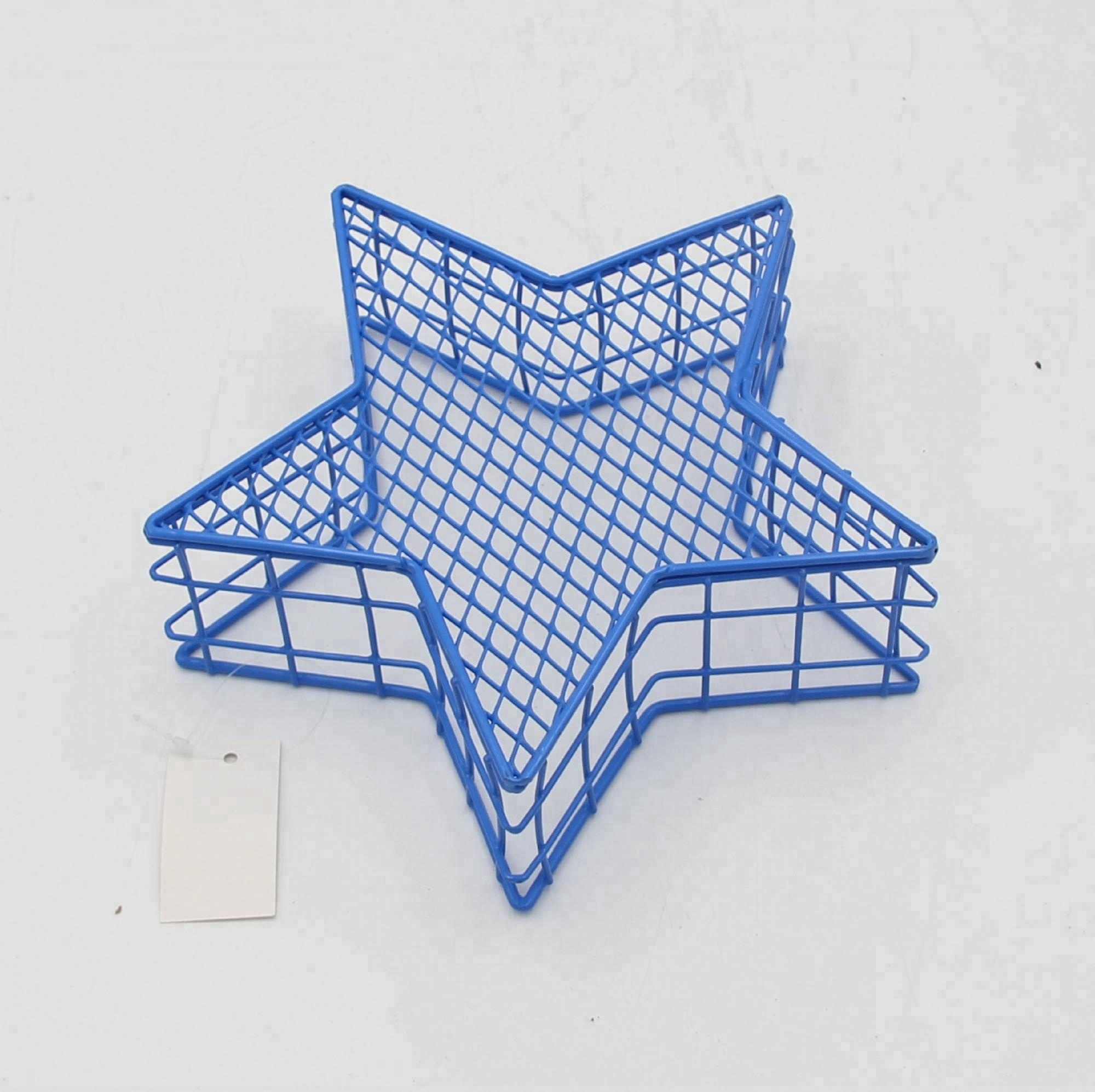 China Star Shaped Wire Basket, China Star Shaped Wire Basket ...