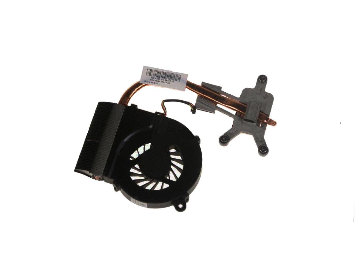 YDLan New For HP Compaq Presario G42 G56 G62 CQ56 CQ62 Series Laptop 3MAX2TATP30 606609-001 CPU Cooling Fan with Heatsink