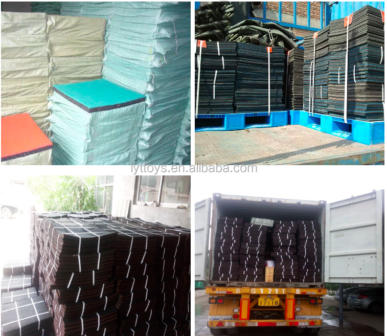 New arrival swimming pool rubber flooring in roll