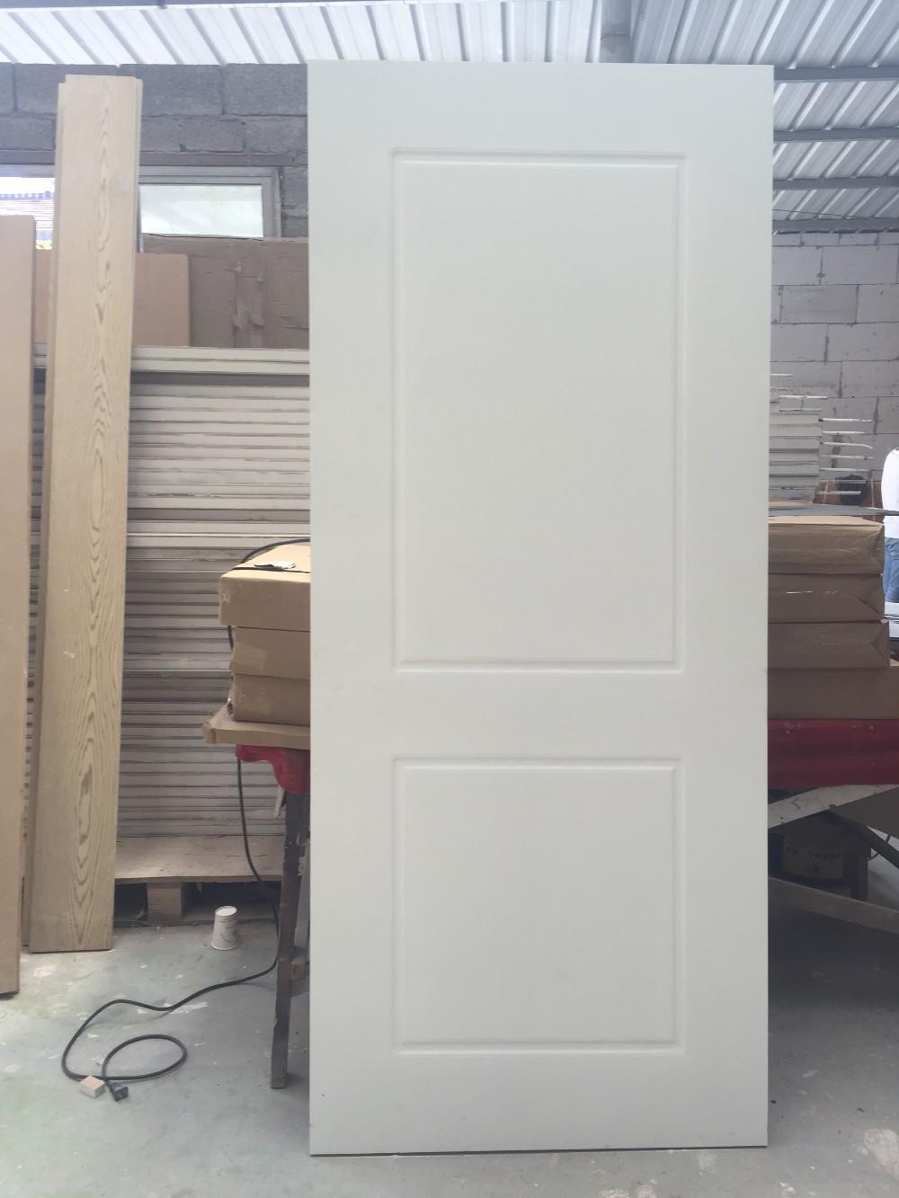 Cheap wooden internal door 6 panel interior doors with for Cheap interior doors