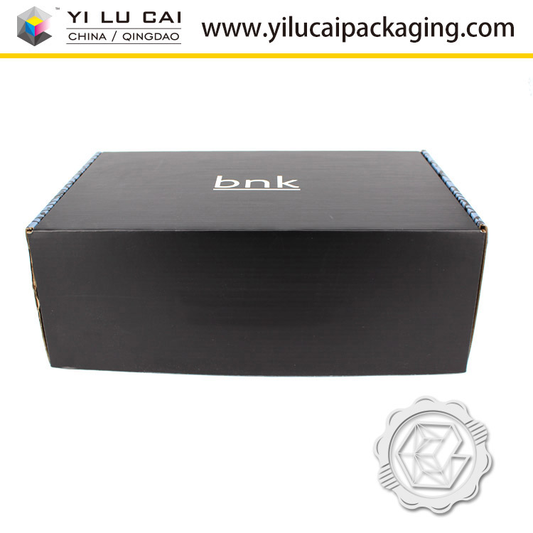 Custom Printed Paper Packaging Boxes With Logo Cardboard Packaging Box Corrugated Packaging Box