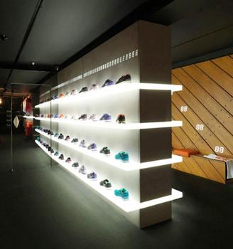 Footwear Retail Winkel Commerciële Led Verlichting Custom ...