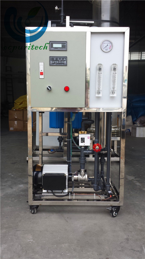 product-Ocpuritech-China supplier 800GDP small portable commercial reverse osmosis machine with pric