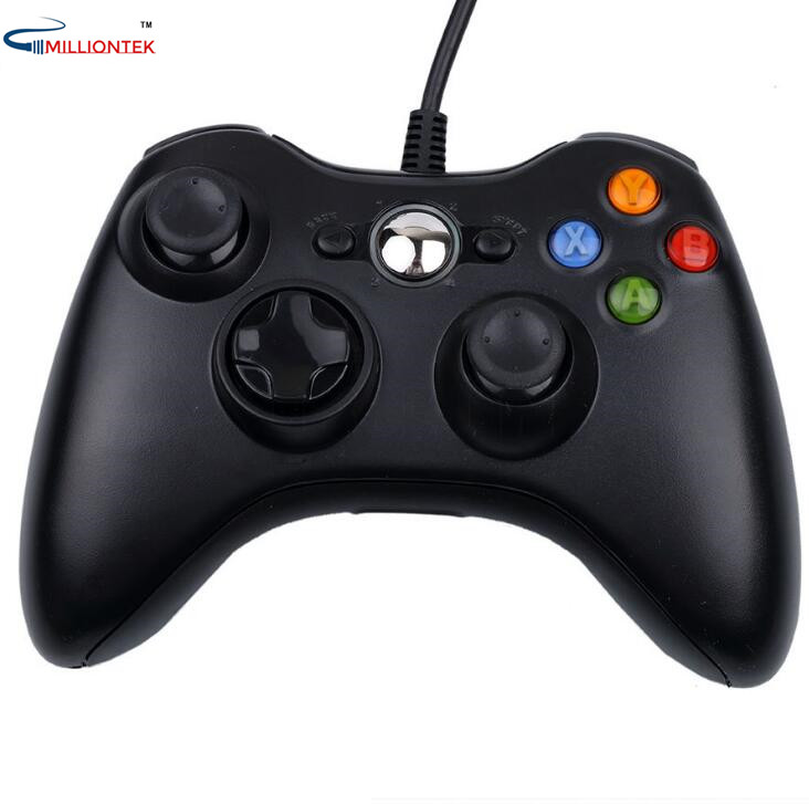 USB Wired Gamepad Per PC Controller