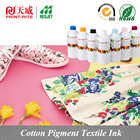 pigment dtg ink for direct to garment printer piezo print head 1390 4880 cmyk white