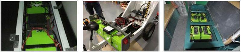 LiFePO4 Batteria Al Litio Ferro Fosfato 48v 200ah Batteria con La Migliore Qualità
