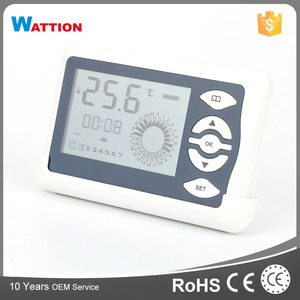 Floor Heating Temperature Control Thermostat For Thermal Actuator