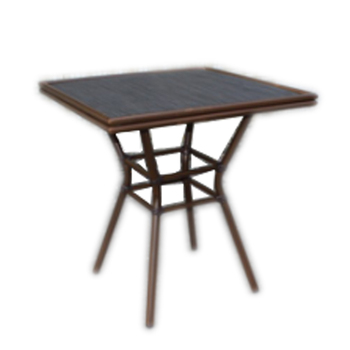 Cheap Bistro Bamboo Table And Chair Cafe Table Chair Set - Buy Cafe ...