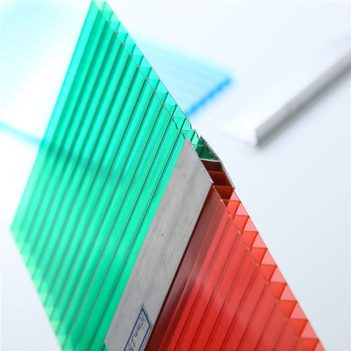 Unq Double Wall Sunlite Polycarbonate Roofing - Buy Polycarbonate Flat RoofRoof Sheets Price Per SheetDouble Wall Polycarbonate Sheet Product on Alibaba. ... & Unq Double Wall Sunlite Polycarbonate Roofing - Buy Polycarbonate ...