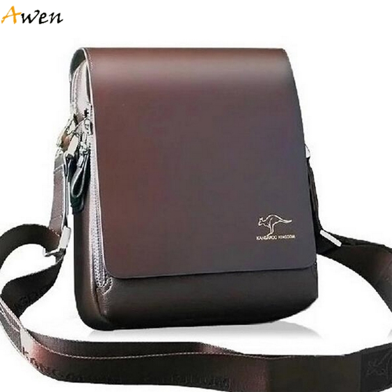 Leather Side Bags For Men Iucn Water