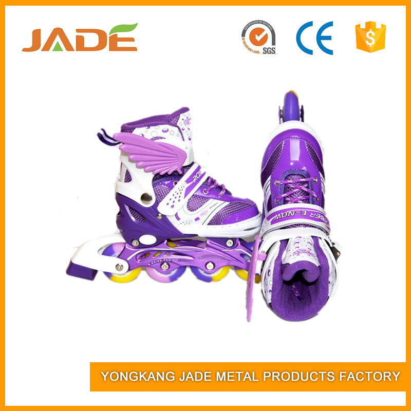 High quality manufacturer OEM pp outsole customizable speed skates for youngsters