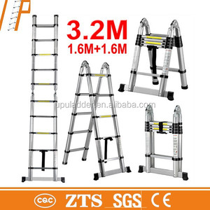 China new design popular aluminium used ladders for sale