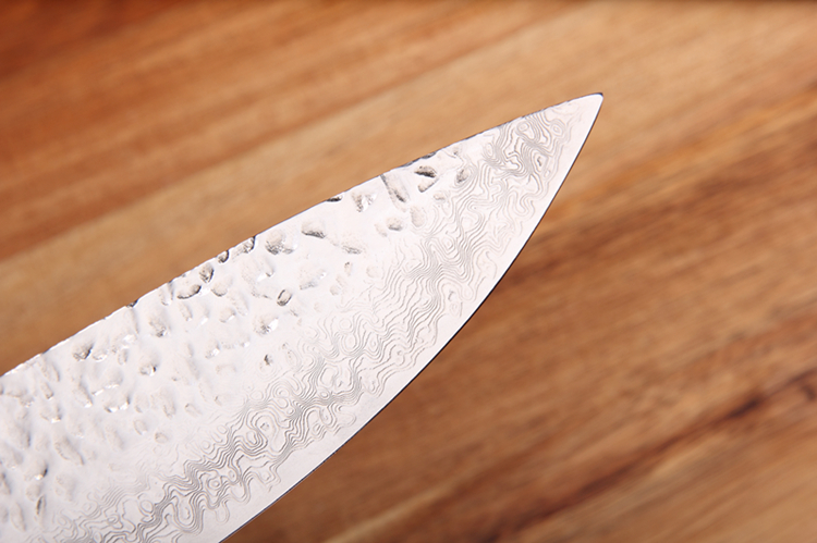 Wholesale 8 Inch Japanese Knife Blanks Kitchen VG10 Damascus Chef Knife