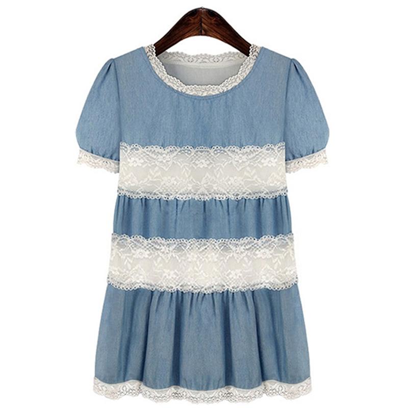 Cheap Plus Size Denim Dresses Find Plus Size Denim Dresses Deals On