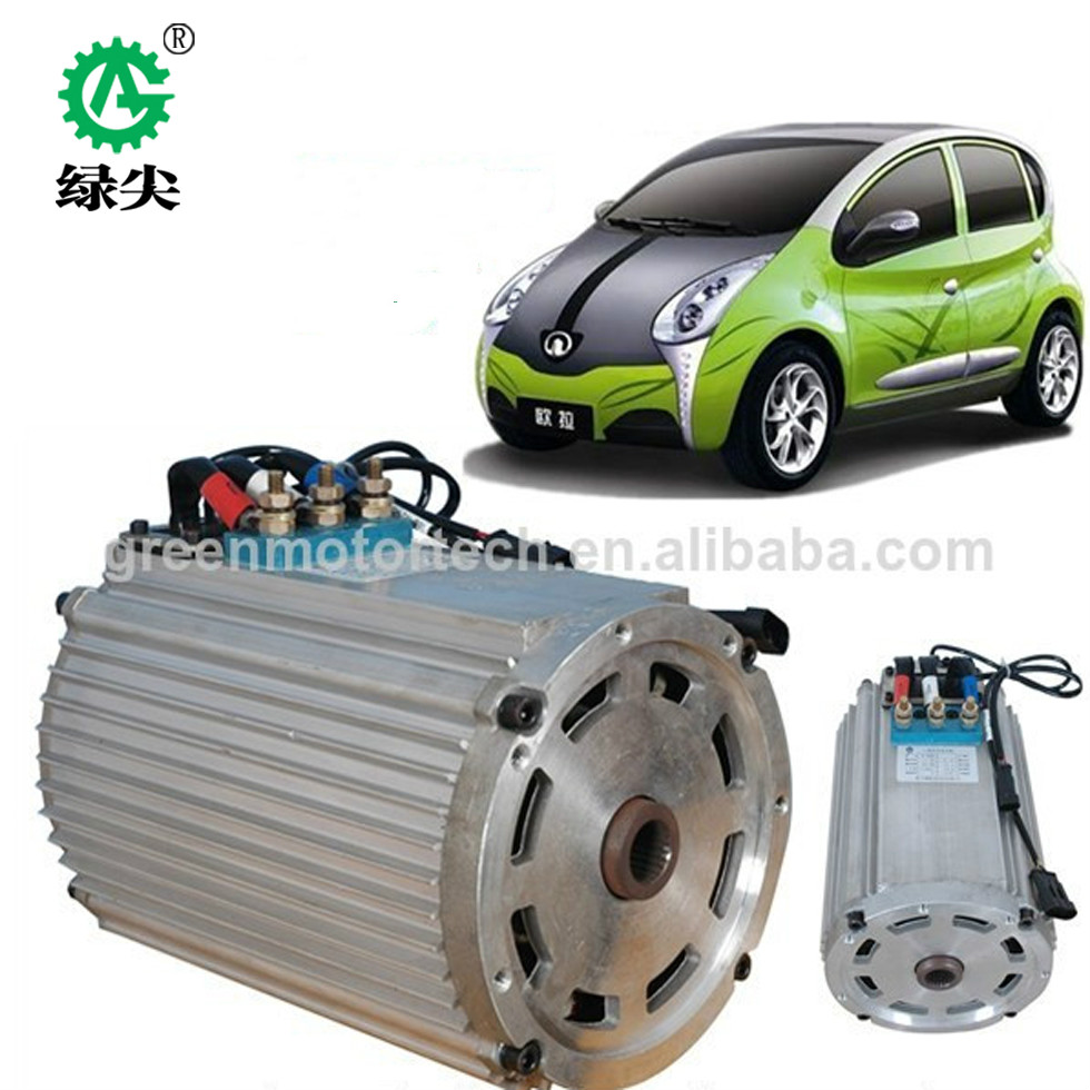 5kw 72v pure electric drive system for electric cart