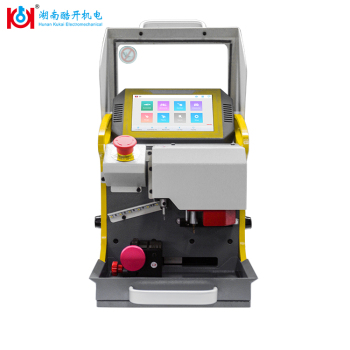Kukai Electronic Vertical Key Cutting Duplicated Key Making Machine