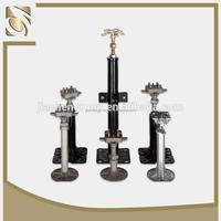 Adjustable Pedestal Raised Floor Support 40mm~1200mm -- China supplier