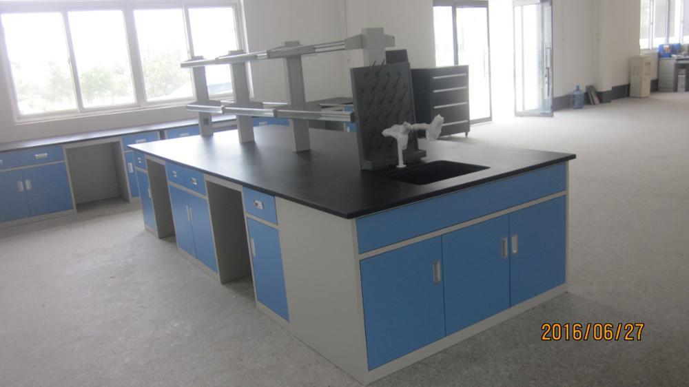 noir couleur poxy r sine plan de travail chimique table de laboratoire autres meubles en m tal. Black Bedroom Furniture Sets. Home Design Ideas