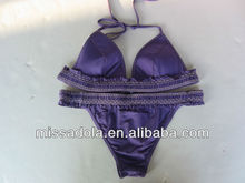 Group teen girls bathing suits