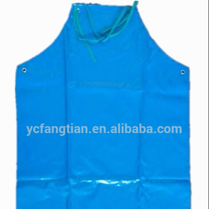 PVC/ Rubber industrial Apron with high quality
