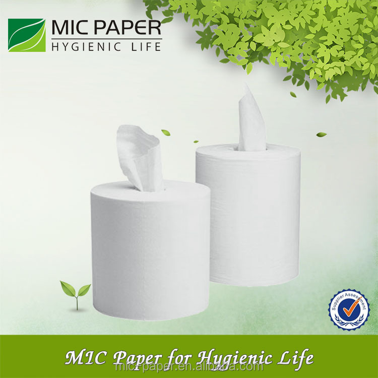Wholesale Soft Center Pull Paper Towels