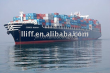 free shipping ocean freight form China to world wide