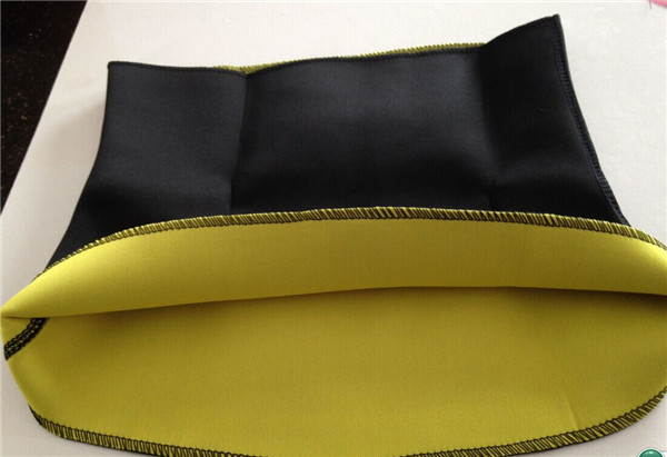 44750b802a8 Trim and curve custom sports weight loss sauna body wrap 4 step shape waist  trimmer belt