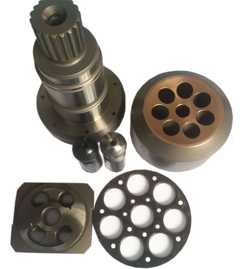 Wholesale price for A6vm Rexroth hydraulic piston motor and rotary group with high quality in stock