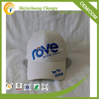 Custom applique embroidery home clean up hat basecap