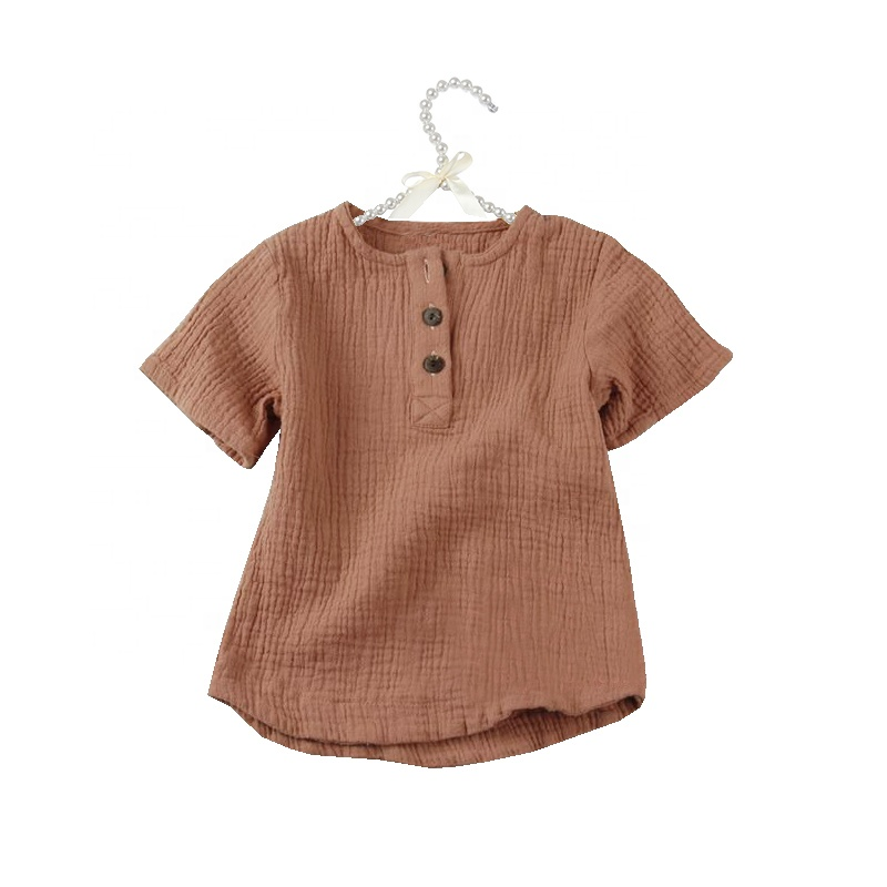 Best selling products design kid clothing wholesale tops for girls