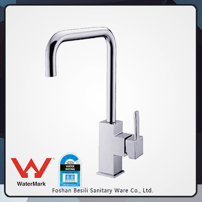 Approved watermark kitchen faucet brass body kitchen sink mixer HD4239