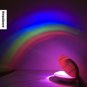 2019 Rainbow Room Night Light LED Color Lamp Magic Romantic Lights as Christmas gift