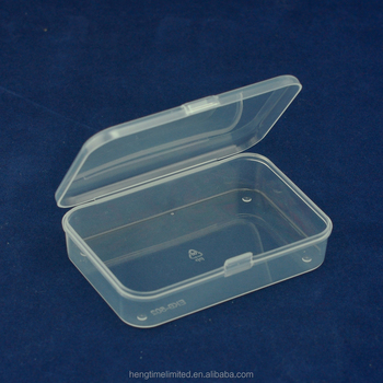 Wholesale Small Empty Storage Plastic Box