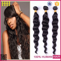 High discount alibaba express 7A 100 human hair wholesale posh wave hair