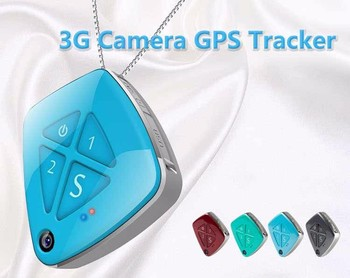 personal gps tracker with camera two way voice communication wifi 3G