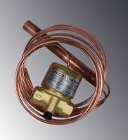 capillary type five control valve sensor system fails safe if broken