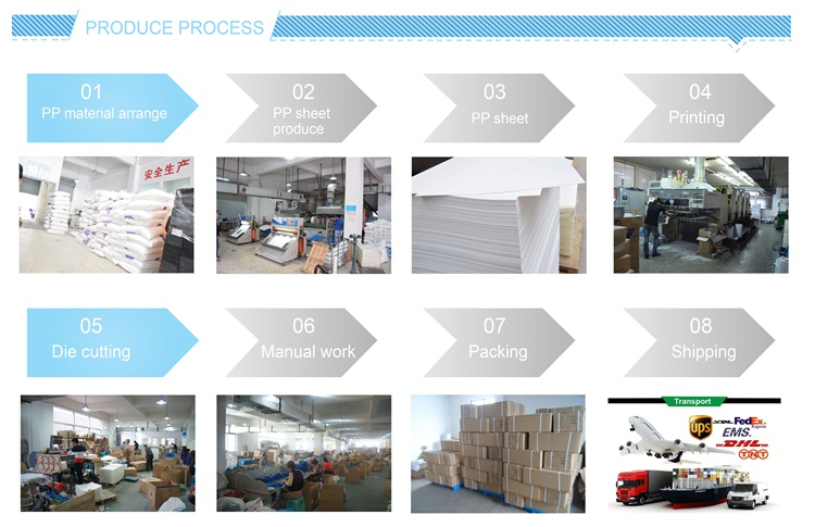 PP produce process