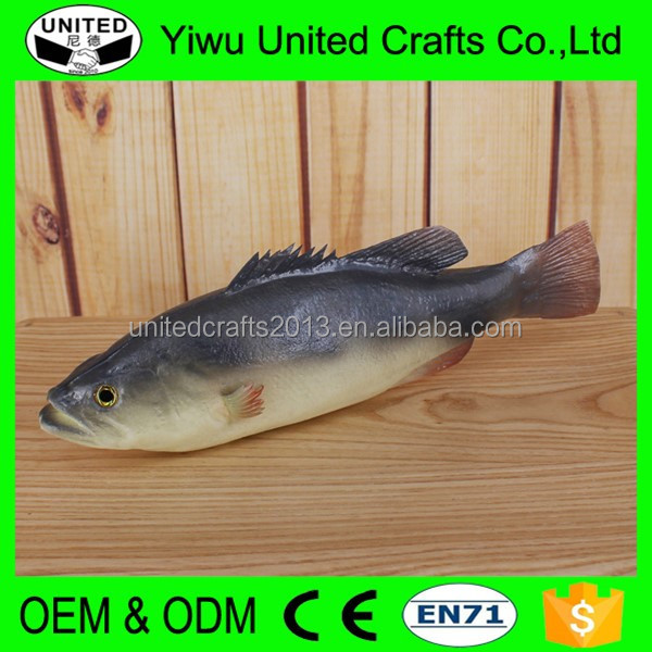 2016 High Quality Simulation Realistic PU Artificial Fish
