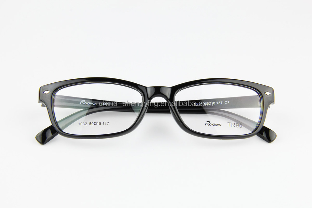 New Model Unisex High Quality TR90 Full Rim Frames with Metal Part LY1032