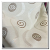 100 polyester warp tricot matress fabric printed