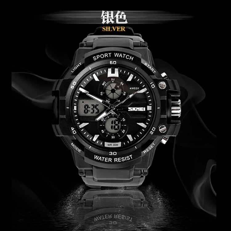 skmei 0990 the best digital watches men style waterproof outdoor analogue precios de relojes